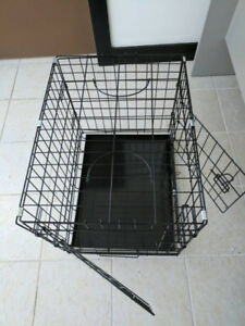 Brand New Dog Crate Pet Cage Dog Kennel Small