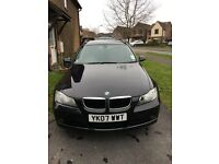 BMW 318i Series Estate - 2007 - Black - FSH
