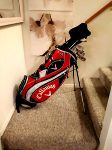 Ladies right handed golf clubs set