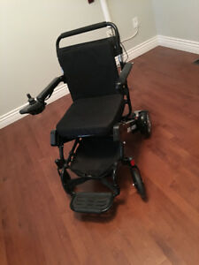Electric Wheel Chair Only 46lbs