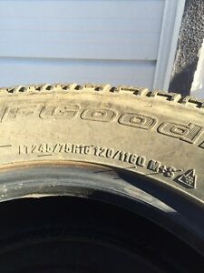 BF Goodridge LT245/75R16