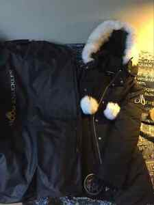 brand new Moose knuckles STIRLING PARKA coat