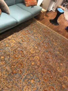 """Moroccan rug- brand new-7'3"""" x 9'9""""-$1099 (Leslieville)"""
