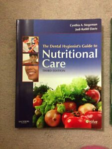 he Dental Hygienist's Guide to Nutritional Care Paperback 3rd ed