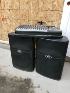 Complete Band PA system