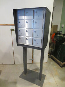 cluster mail boxes