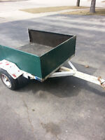 small box trailer