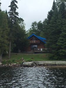 Beautiful Lakefront Cottage Rental - Kenora Sioux Narrows Area