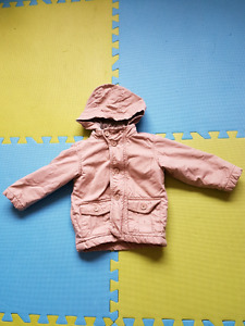 Toddler boy size 2 to 2t fall or winter jacket