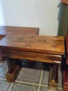 Entryway bench new