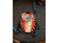 Trespass tiger reins backpack
