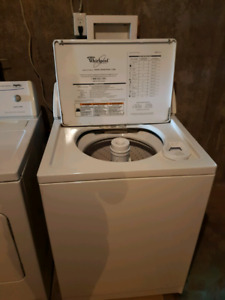 Sold ppu! Washer / dryer combo