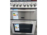 Rangemaster electric ceramic hob cooker