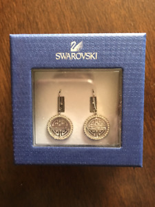 Boucle d'oreilles authentique SWAROVSKI Authentic Earrings NEW!!