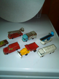 Husky Model Vehicles