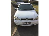Vauxhall Astra 1.6 van.