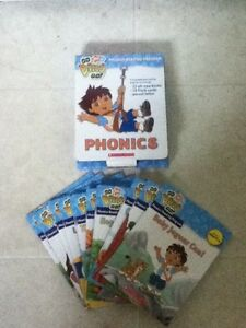 12 Diego Phonics Books