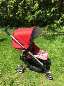 Peg Perego Si Stroller (With Rain and Sun Covers)