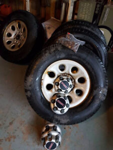 GMC Tires