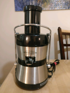 Jack LaLanne Prestige Power Juicer - NEAR MINT CONDITION