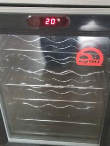 Igloo wine fridge
