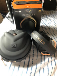 VMODA Crossfade wireless 2 with APTX Rose Gold & XL ear pads