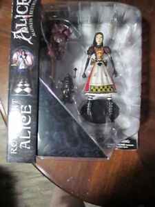 Selling Sealed Alice Madness Returns Royal Suit Figure