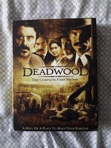 Deadwood - The Complete First Season DVD, 2005, 6-Disc coffret
