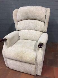HSL Linton Dual Motor Rise & Recline Chair
