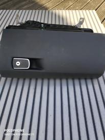 BMW 335d glove box