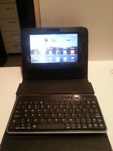 tablette + clavier + étui