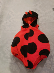 Carter's Lady bug costume 6-9month