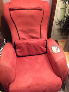 A massage chair for sale