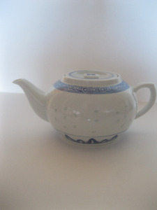 Vintage Asian/Chinese Teapot