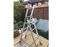 Staircase ladder ( adjustable)
