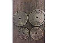 York weights & bar