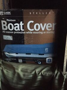 NEW Pontoon Boat Cover
