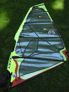 Windsurfing Sail, Ezzy Special Edition 4.0, EXCELLENT CONDITION