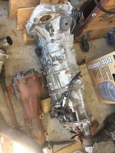 2003 (02-05) WRX 5-speed Manual Transmission, Rear Diff, More
