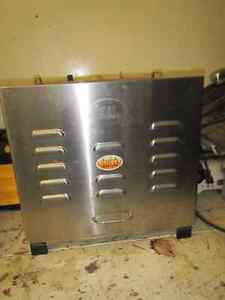 Large stainless dehydrater