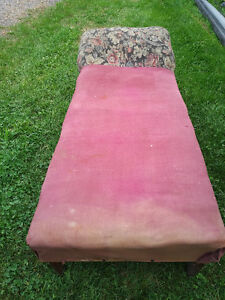 Antique Chaise Longue (Chaise Lounge) Kitchener / Waterloo Kitchener Area image 2