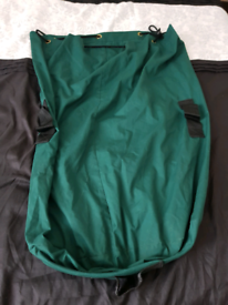 Large holdall + travel bag