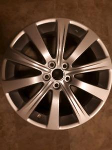"""UNUSED 2008-2011 Subaru Impreza OEM 17"""" Alloy Wheel"""