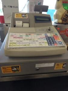SHARP ER-420 Cash Register - Commercial Food Equipment Sale