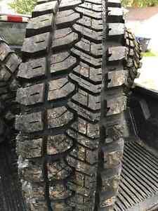"""40""""x13.5x17"""" super grip tires"""