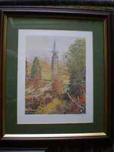 - Peter Etril Snyder Limited Edition Print Kitchener / Waterloo Kitchener Area image 1