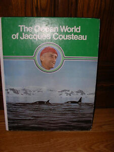 The Ocean World of Jacques Cousteau 20 volume set encyclopedia Windsor Region Ontario image 9