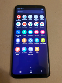 Samsung s9 64gb vodafone