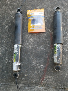 Hilux******2014 Ironman Foamcell Rear Shocks