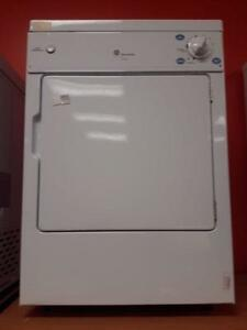 *** USED *** GE APPLIANCES 3.6 CU. FT PORTABLE DRYER   S/N:VA501240C   #STORE587